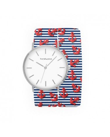 Women's watch - Marine style