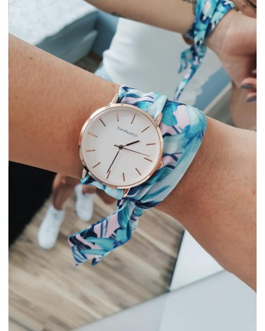 Women's watch - Bohemian pink