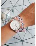 Zegarek damski wiązany