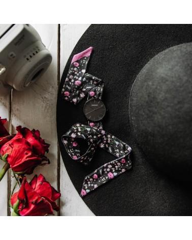 Women's watch - Raspberry love