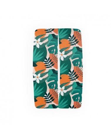 Watch strap - Orange grove