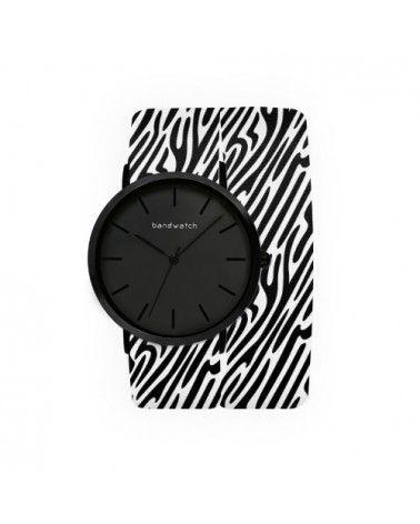 Women's watch - Zebra