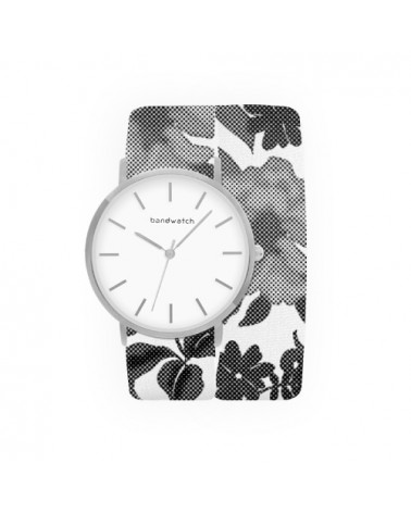 Women's watch - Graphic flowers