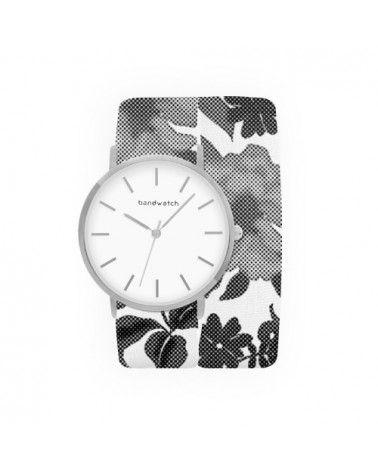 Women's watch - Graphic flowers
