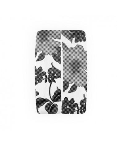 Watch strap - Graphic flowers