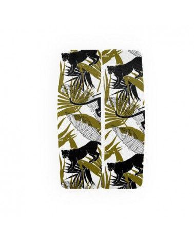 Watch strap - Black panther