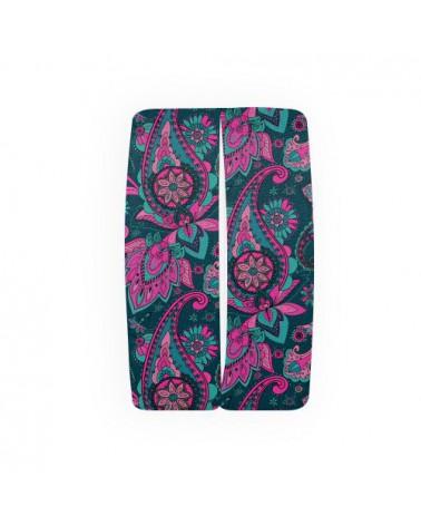 Watch strap - Oriental pink