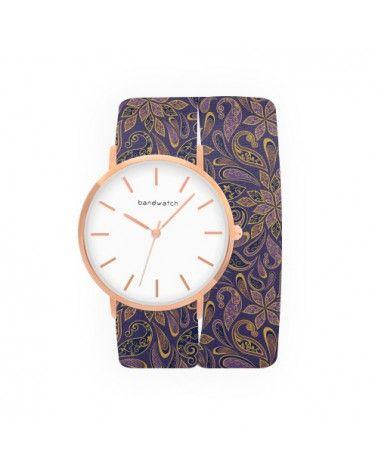 Women's watch - Bohemian violet
