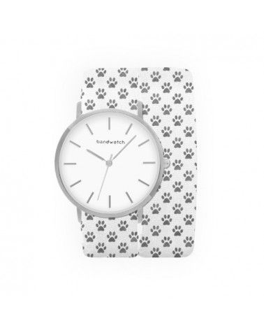 Women's watch - Paw stamps